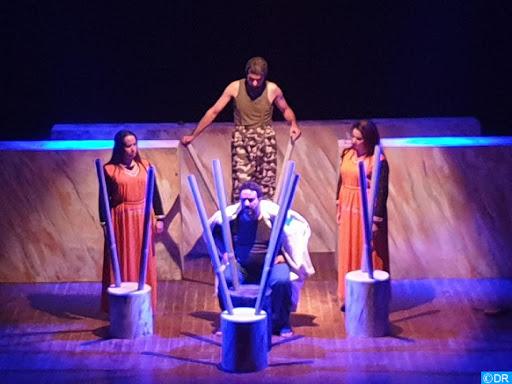 Théâtre amazigh débarque pour la première fois en Afrique subsaharienne