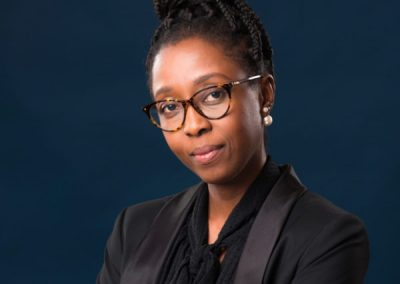 Ramatoulaye Diallo Shagaya, femme leader en finance