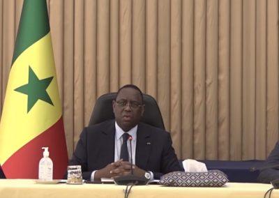 L'Etat sénégalais annonce des mesures additionnelles pour contenir le Covid-19