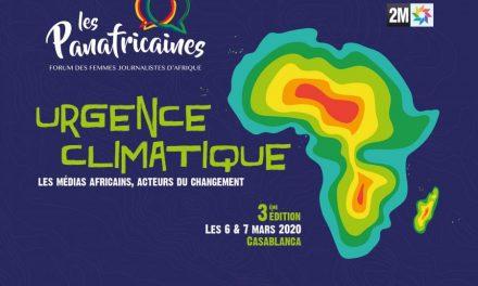 3è édition du Forum des panafricaines : Le rôle des médias face à l'urgence climatique en Afrique