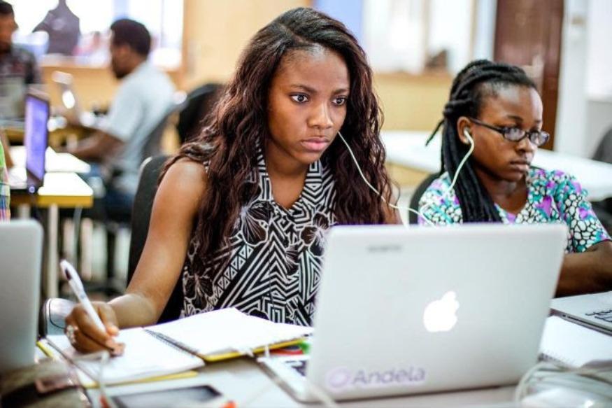 """""""Il n'y a pas assez de start-ups technologiques dirigées par des femmes, et cela nous coûte à tous"""""""