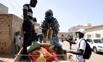COVID-19/ Sénégal: démarrage officiel de la distribution de l'aide alimentaires à 1 million de ménages