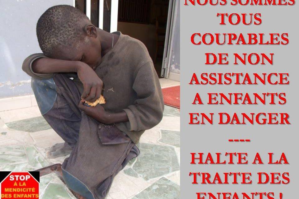 Lettre ouverte au Président Macky Sall: « DOYNA STOP à la Mendicité des Enfants au Sénégal »