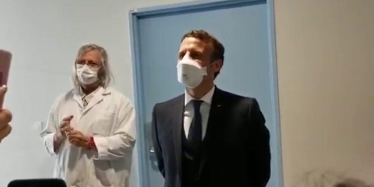 Covid-19/France: La Rencontre entre Emmanuel Macron et le PR Didier Raoult