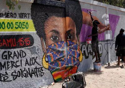COVID-19/ Au Sénégal, le port du masque est désormais obligatoire