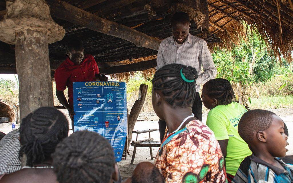 COVID-19/ ONU: LA SOLIDARITÉ AVEC L'AFRIQUE S'IMPOSE