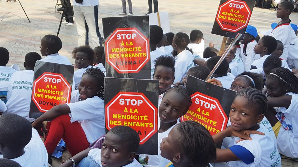 Lettre ouverte au Président Macky Sall: « DOYNA STOP à la Mendicité des Enfants au Sénégal » 1