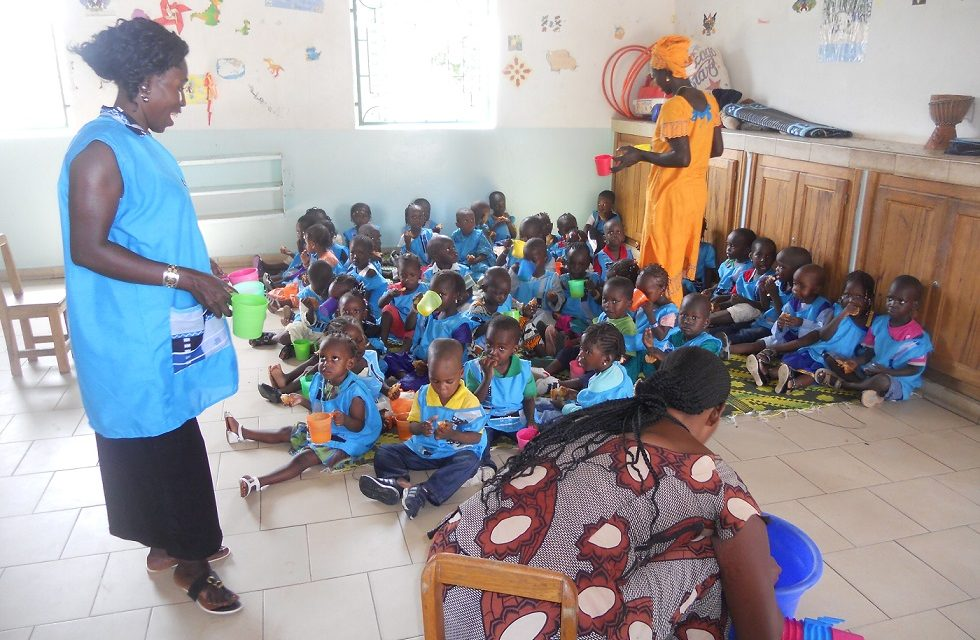 La diaspora africaine collecte des dons pour quatre pouponnières sénégalaises
