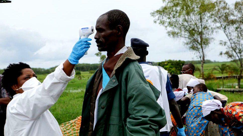 OMS: Près de 190. 000 personnes pourraient mourir de COVID-19 en Afrique
