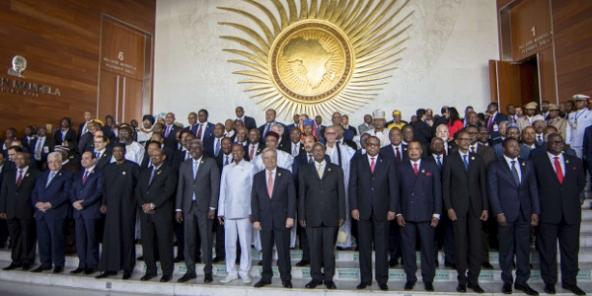 """UA: MOUSSA FAKI MAHAMAT MILITE POUR UNE """"VÉRITABLE RENAISSANCE AFRICAINE"""""""