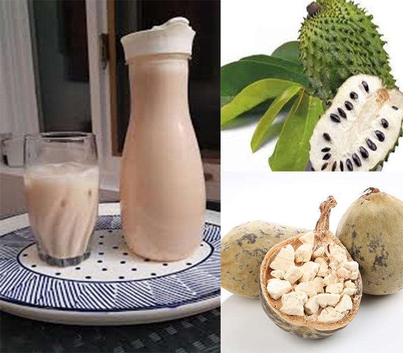 Le fruit du baobab: le pain de singe 8