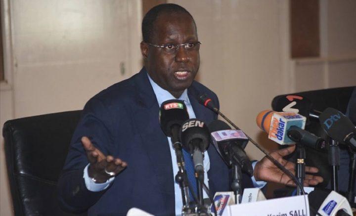 Prochainement une loi sur la protection du littoral Sénégalais 1