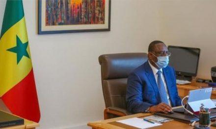 Macky Sall en quarantaine