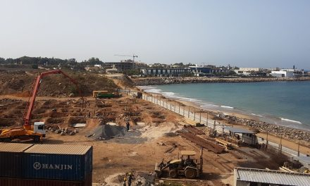 Bradage du littoral : Le ministre Abdou Karim Fofana s'indigne
