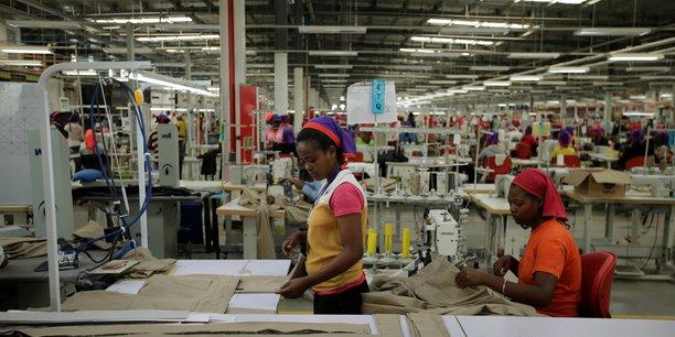 FMI: les projections de croissance économique pour l'année 2020 AU SÉNÉGAL sont à la baisse