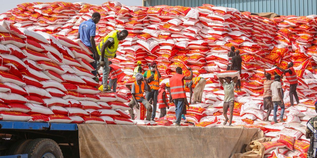 Aide alimentaire: Mansour Faye dévoile les chiffres