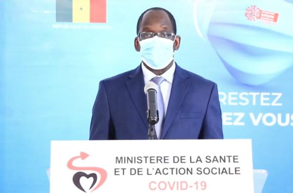 COVID-19: Le ministre sénégalais de la Santé recommande à la population d'éviter les déplacements durant la Tabaski 1