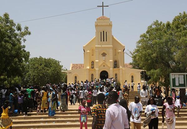 Covid-19: LES ÉGLISES RESTENT FERMÉES au Sénégal