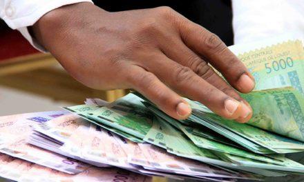 Sénégal lève 57,750 millions d'euros sur le marché financier de l'UMOA