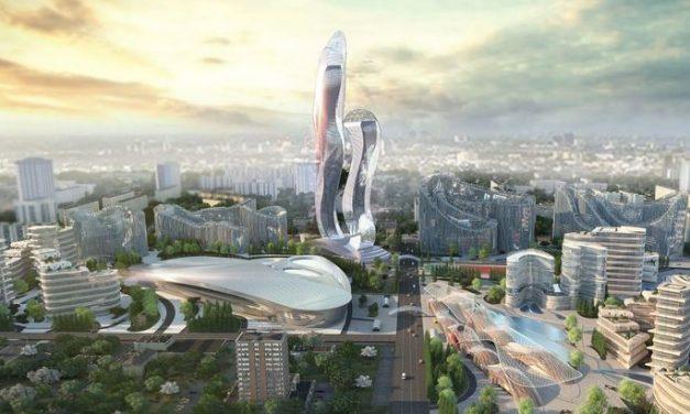 Akon annonce que la Akon City sera écoresponsable et aura son propre modèle économique