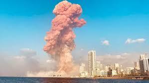 Au moins 100 morts et 4.000 blessés dans les explosions à Beyrouth
