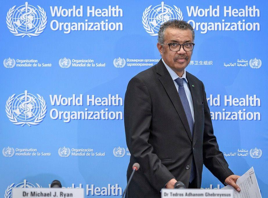 """La pandémie mondiale sera """"longue"""" selon l'OMS 1"""