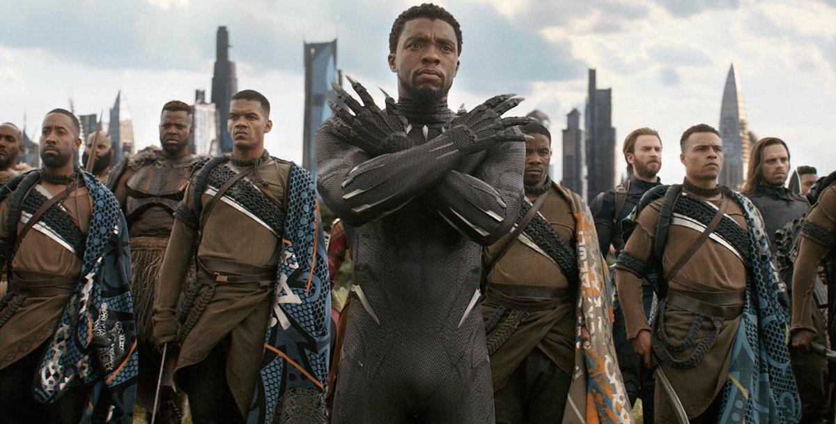 Décès de Chadwick Boseman, acteur principal de «Black Panther»