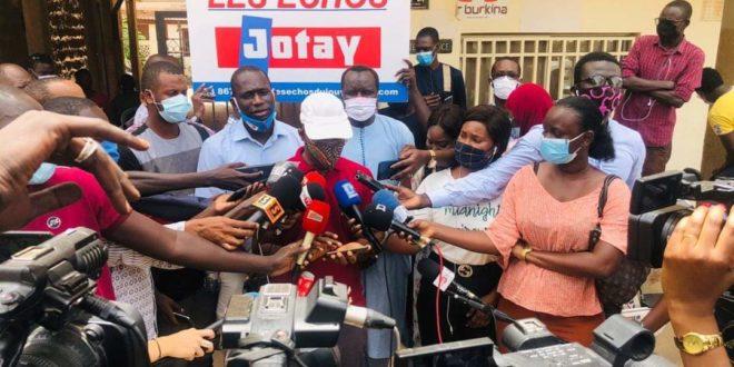 Déclaration commune de la Coordination des Associations de Presse du Sénégal