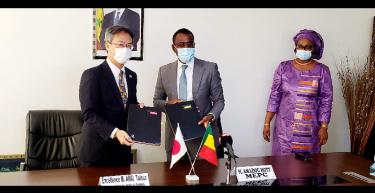Le Sénégal obtient un appui de plus d'un milliard du Japon