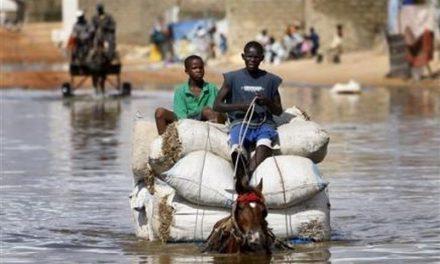 Inondations : 271 familles sinistrées recasées sur un site de Keur Massar