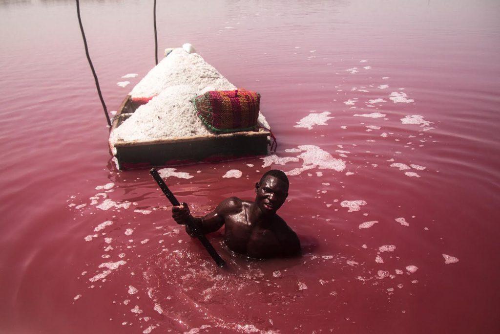 Le Lac Retba, le Lac rose du Sénégal 6
