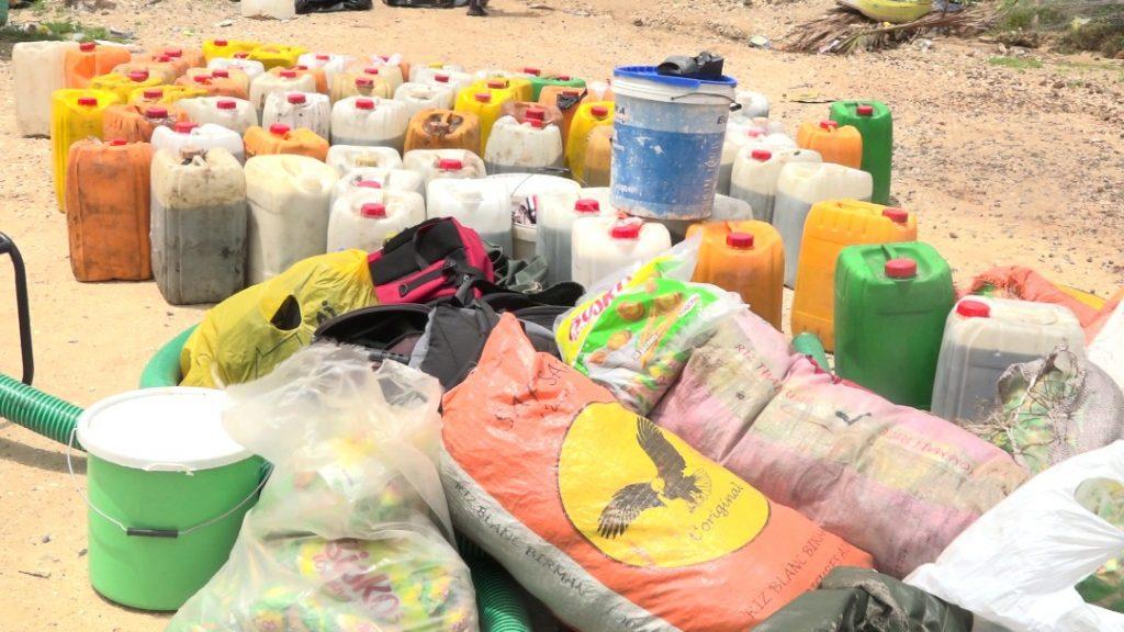 plus de 70 migrants interpellés à Djiffer 2