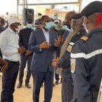Visite dans des zones inondées de la banlieue : Macky Sall annonce l'érection de Keur Massar en département