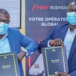 Smart Sénégal : Partenariat entre l'ADIE et Free pour connecter des places publiques en haut débit