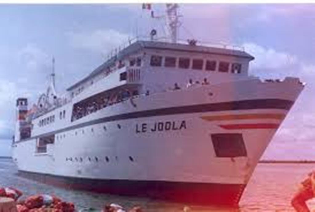 naufrage du Joola : 18 ans après les familles n'ont pas oublié 1