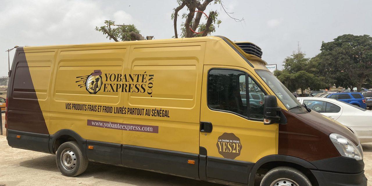 La start-up sénégalaise de livraison Yobanté Express se développe en Afrique