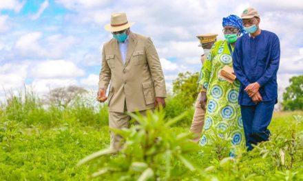 La question foncière est le plus gros risque de conflit au Sénégal, selon MACKY Sall