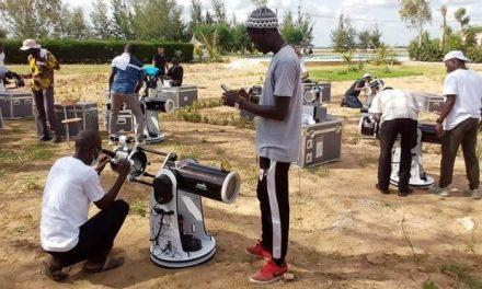 NASA: MISSION D'OBSERVATION EXCEPTIONNELLE AU SÉNÉGAL
