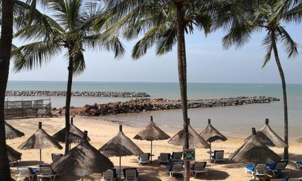 Saly-Portudal : Alioune Sarr évoque l'impact de la récupération des plages