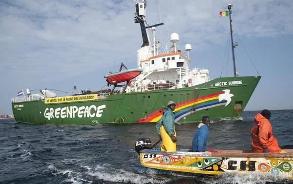 Le Ministère des Pêches et de l'Economie maritime apporte sa réplique au rapport de GreenPeace
