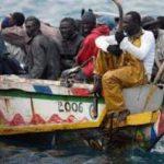 Une pirogue de 200 migrants sénégalais prend feu en haute mer