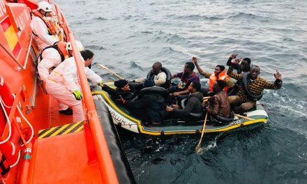 686 migrants, dont des Sénégalais, débarquent en Italie