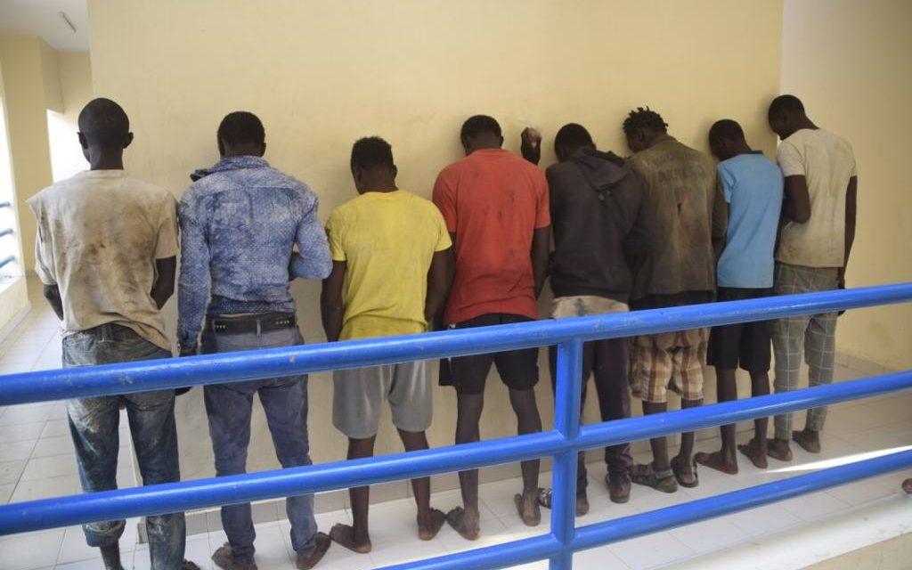 Migration clandestine: une pirogue partie de Mbour termine sa course à Saint-Louis, huit arrestations et des moteurs saisis