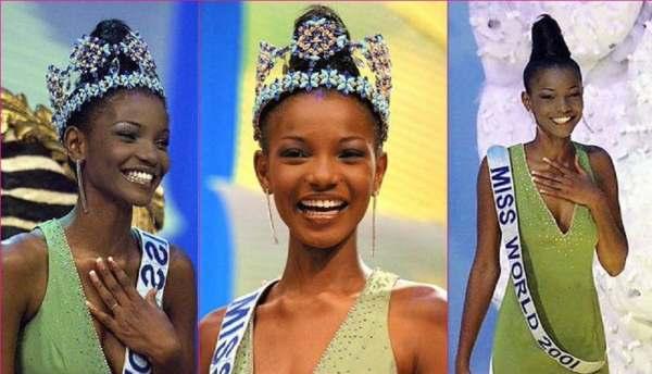 Voici la «Miss Monde la plus laide» selon Google 1