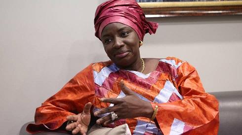 Aminata Touré : « Il faut réguler internet pour éviter les messages haineux…»
