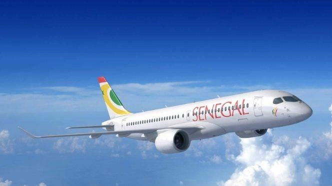 Transport aérien : reprise progressive des vols internationaux d'Air Sénégal