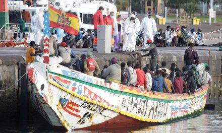 Emigration clandestine : 738 sénégalais et 400 pirogues sont entrés en Espagne