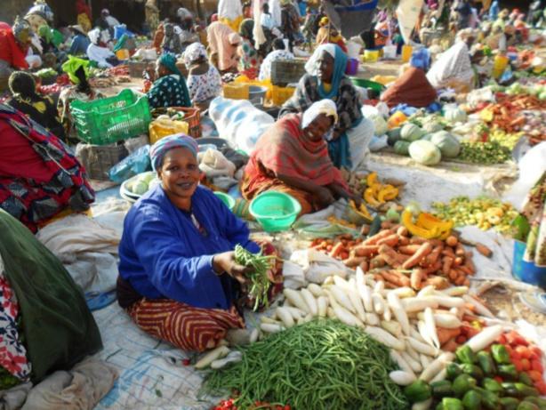 Hausse de 2,1% des prix à la consommation au troisième trimestre 2020 au sénégal