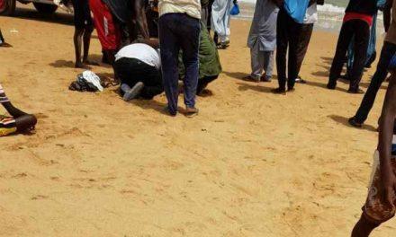 Guédiawaye : Un corps sans vie retrouvé sur la plage de Guediawaye