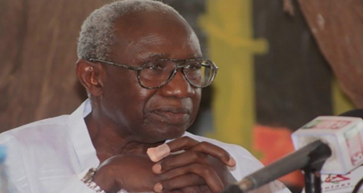 Décès du Professeur Iba Der Thiam, éminente personnalité politico-culturelle et scientifique du Sénégal